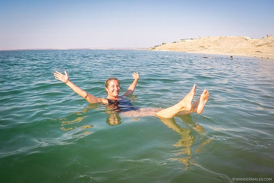 How to get the Dead Sea experience | Jordan