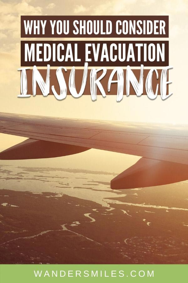 Why you need travel insurance with medical evacuation cover