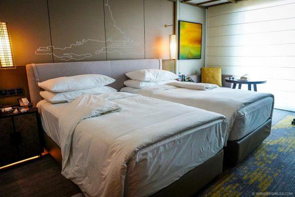 Pan Pacific Yangon - Deluxe Twin Bedroom