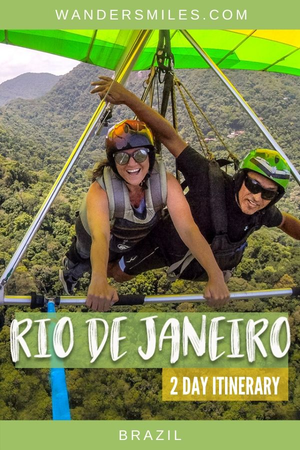 Guide on how to spend 2 days in Rio de Janeiro