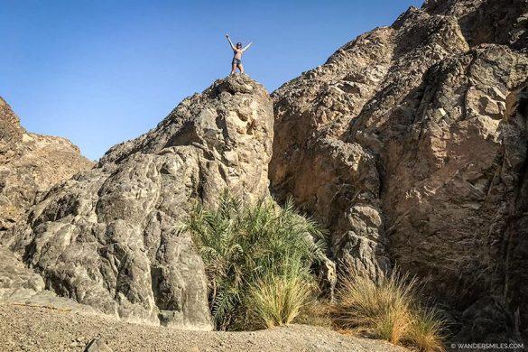 Exploring Wadi Shawka in Ras al Khaimah