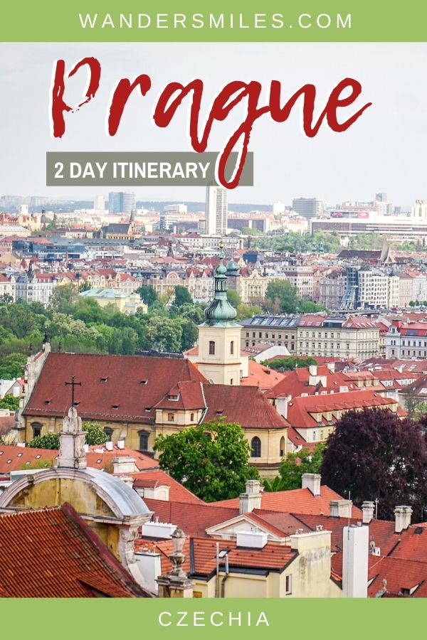 Discover Prague in 2 days