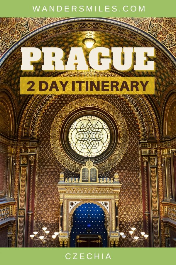 Best Prague 48 hour itinerary