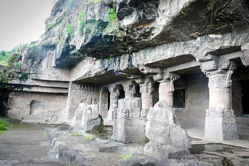 Aurangabad Cave Temples in India