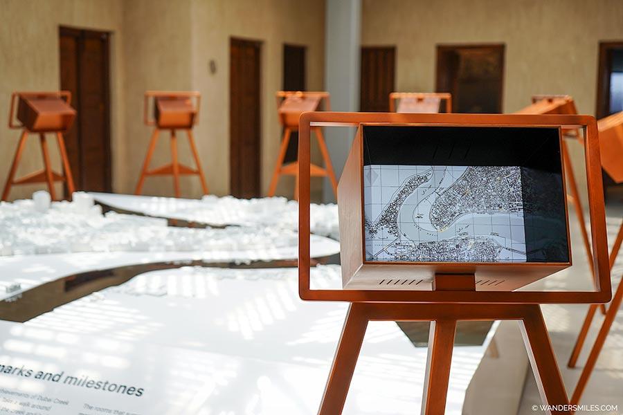 Birth of Dubai Creek Museum at Al Shindagha Museum
