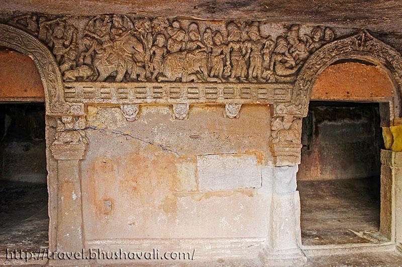 Khandagiri Udayagiri Caves in Odisha