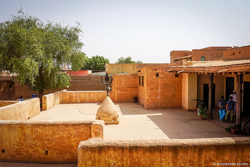 Museum of the Khalifa's House in Khartoum
