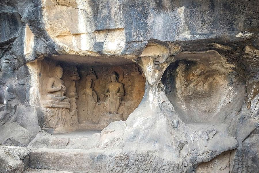 Pandavleni Caves at Nishik