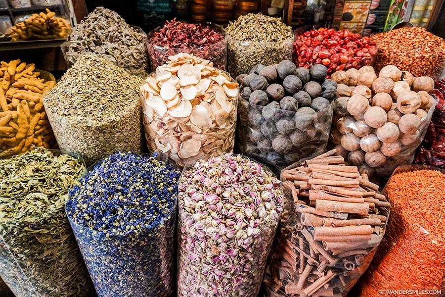 Spice Souk at Dubai Creek