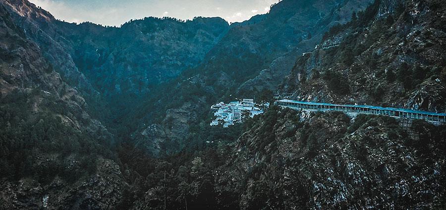 Vaishno Devi Caves in Jammu & Kashmir