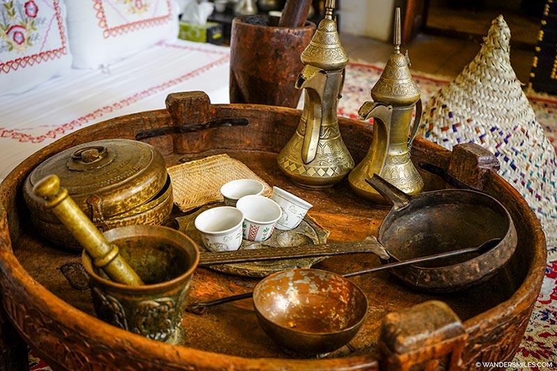 Coffee Museum in Al Fahidi, Old Dubai