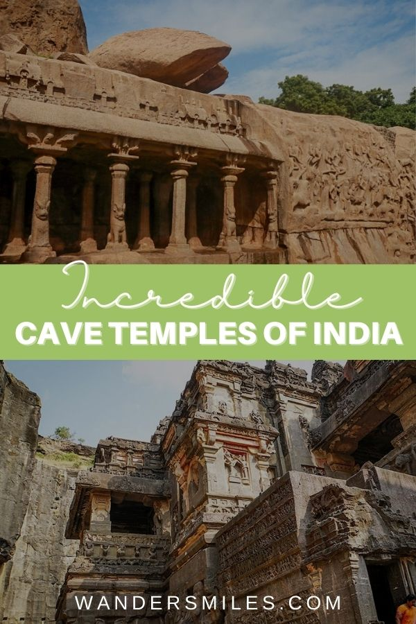 How to visit incredible cave temples in India