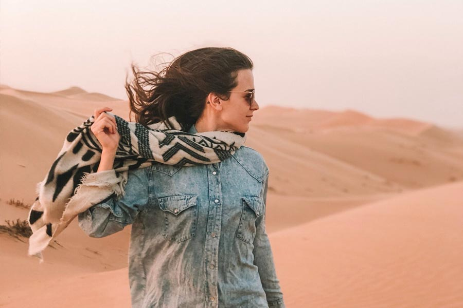Art of Mindfulness as a Solo Female Traveller | Mindful Travel Tips