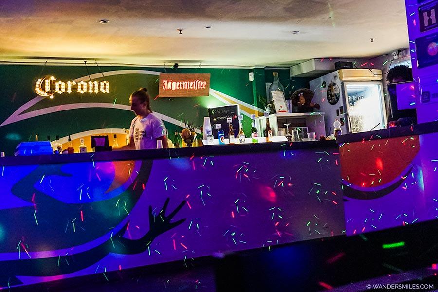 Bar at Che Lagarto Hostel Ipanema, Rio de Janeiro