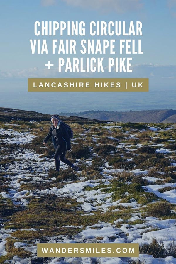 Discover how to hike the Chipping Circular Walk via Fair Snape Fell and Parlick Pike