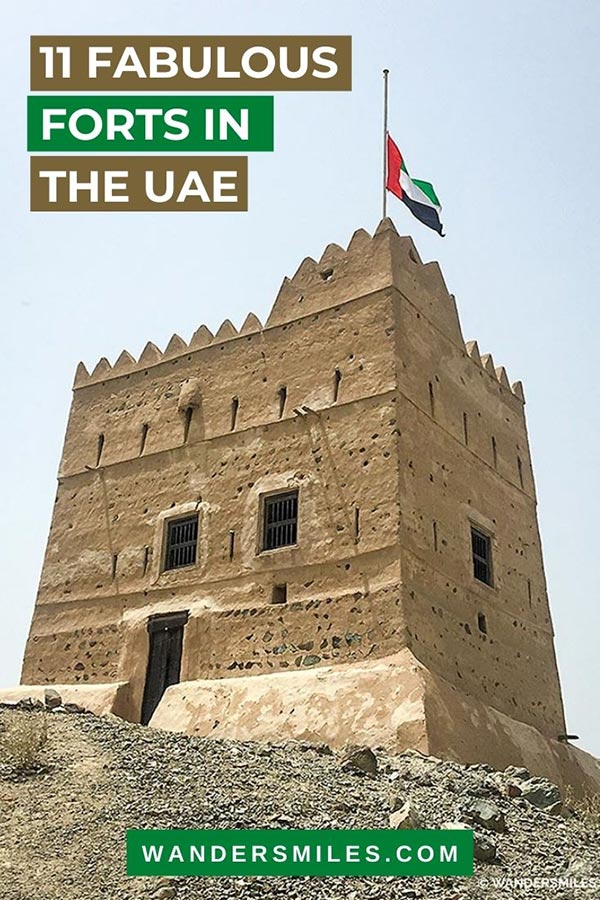 Guide to the best forts in the United Arab Emirates