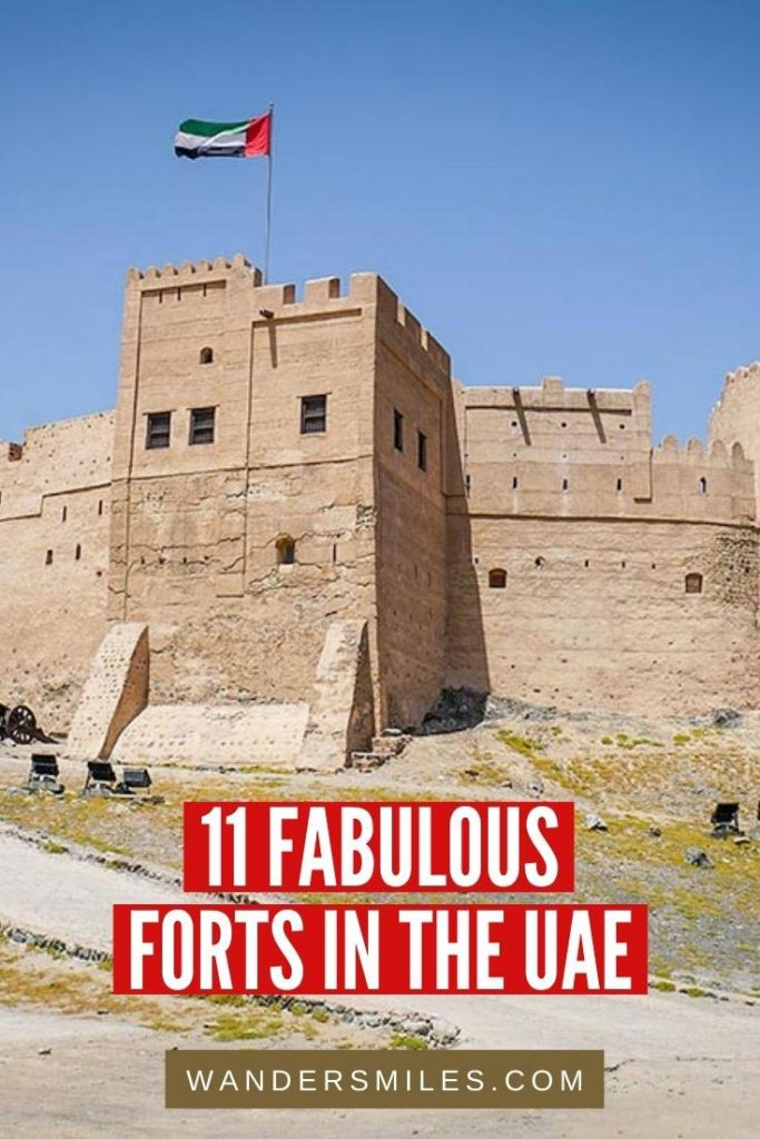Explore 11 fabulous forts in the UAE