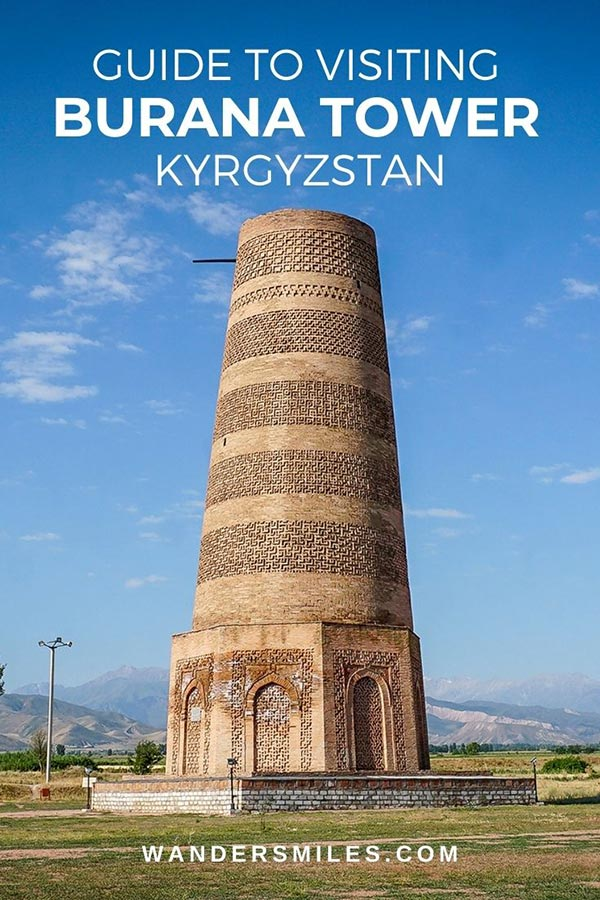 Guide to visiting Burana Tower in Chuy Valley, Kyrgyzstan