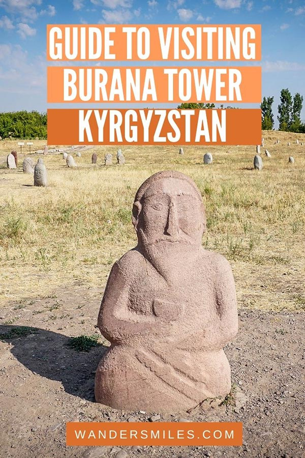 Guide to visiting Burana Tower and ancient Balasagun in Kyrgyzstan, Central Asia