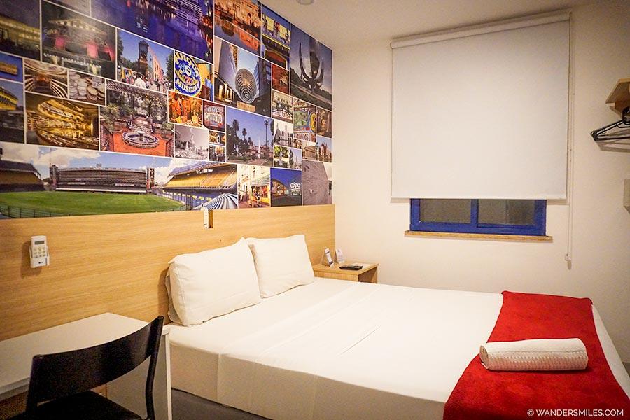 Private Bedroom at Injoy Hostel in Botofogo, Rio de Janeiro