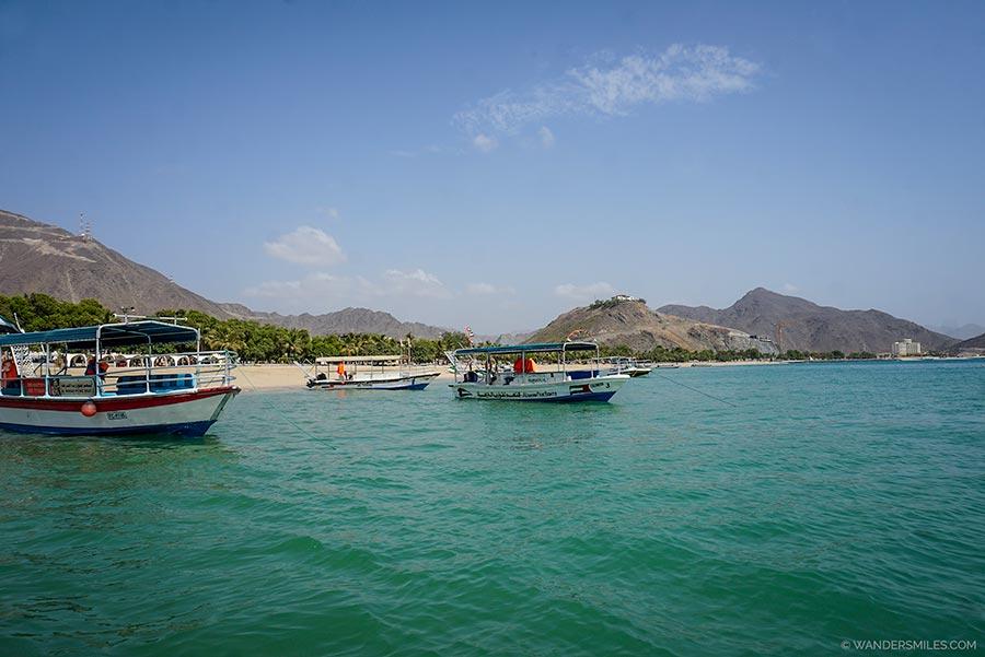 Visit Khor Fakkan Beach