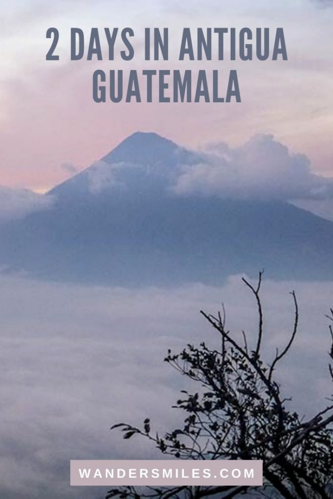 Hiking Mount Pacaya is one of the best things to do in Antigua Guatemala