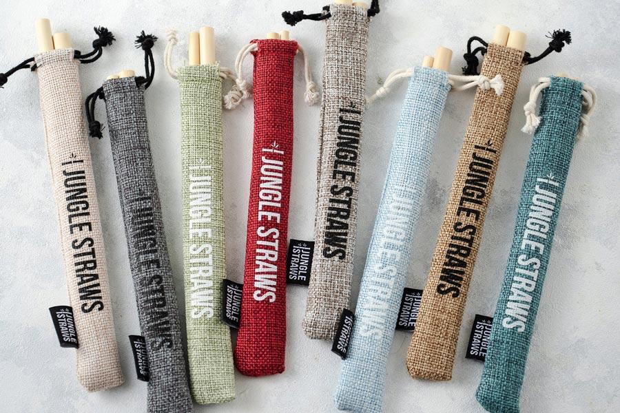 Handmade Eco-friendly Bamboo Straws