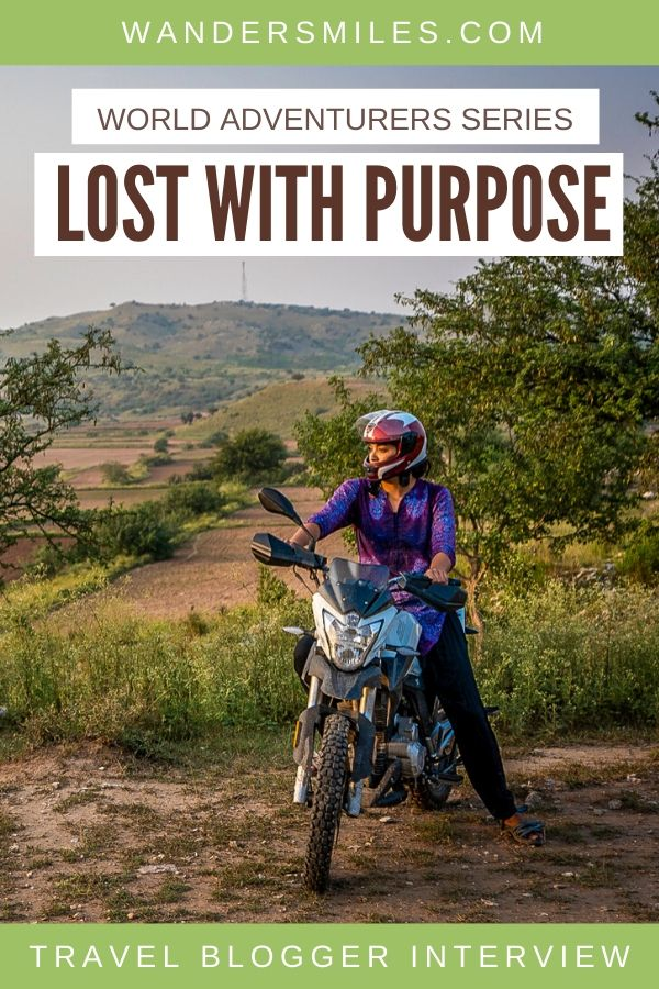 Interview with Alex from Lost With Purpose travel and photography blog is interviewed for the Wanders Miles World Adventurers Series