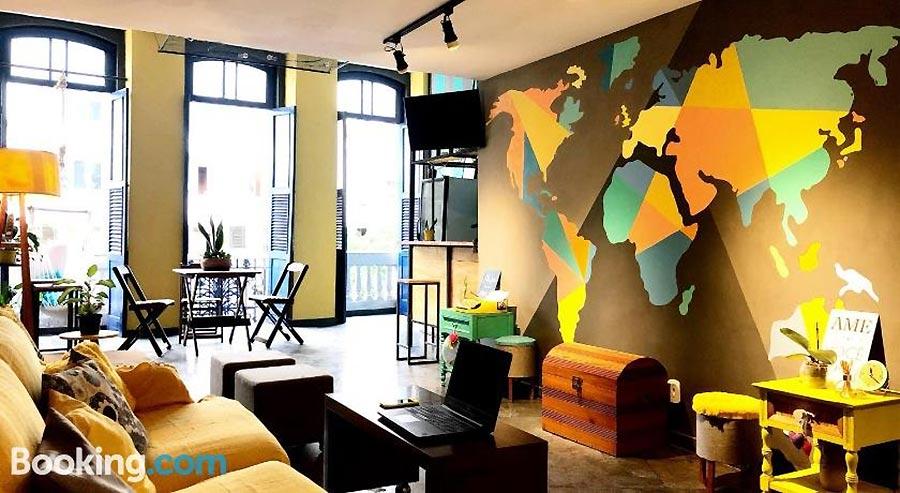Por el Mundo Hostel in Rio de Janeiro