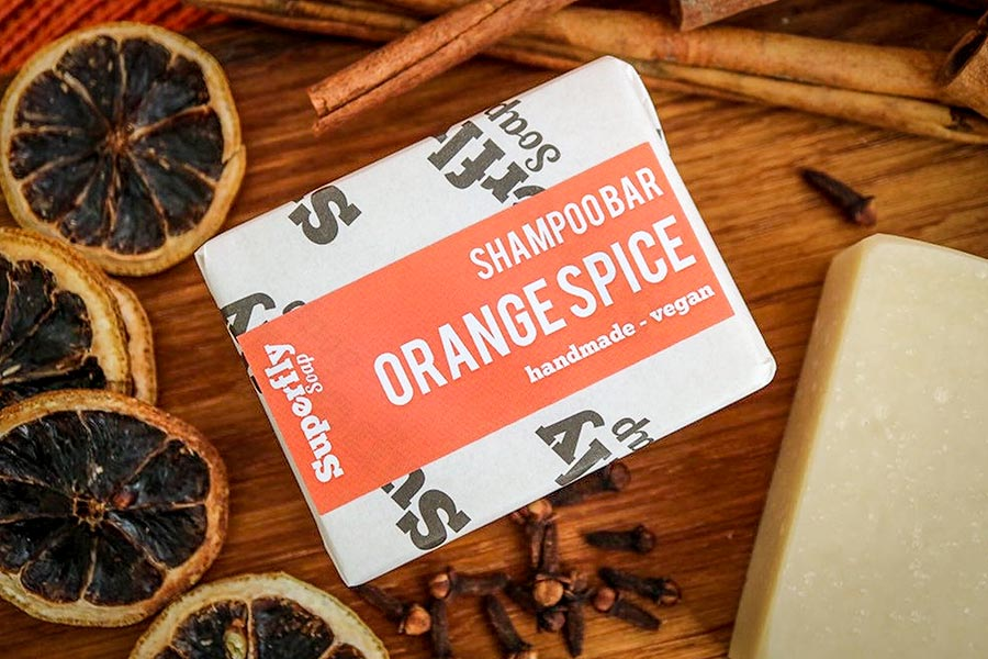 Superfly Handmade Vegan Shampoo Bars