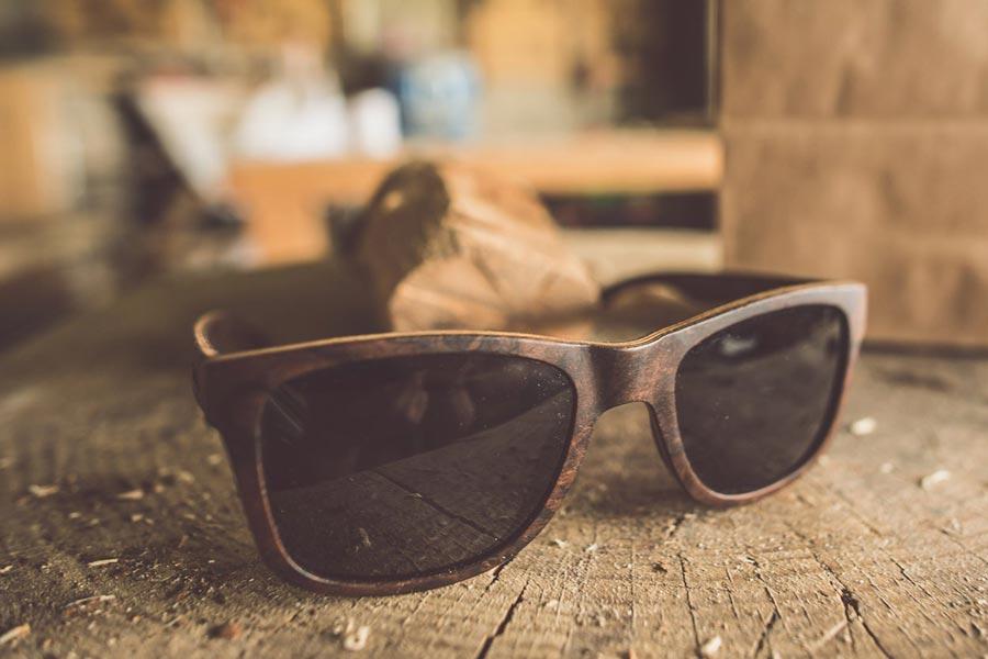 Sustainable Wooden Sunglasses