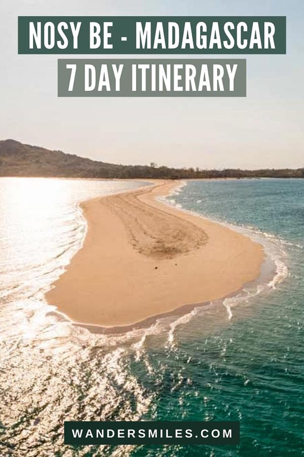 Guide to the best 7 Day Nosy Be itinerary, Madagascar