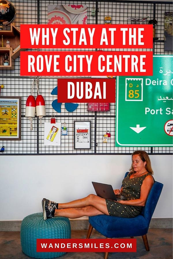 Reasons to stay at Rove City Centre – Dubai's affordable and cool hotel