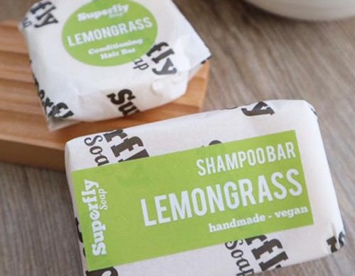 Superfly Shampoo and Conditioner Bars - perfect for a UK camping trip