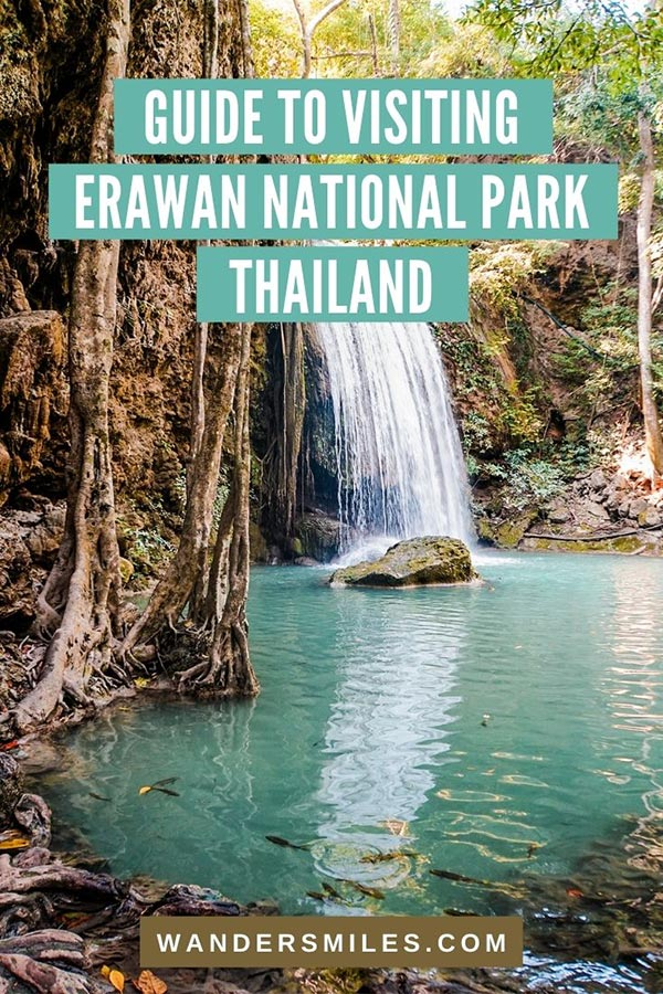 Guide to Erawan National Park in Kanchanaburi Province