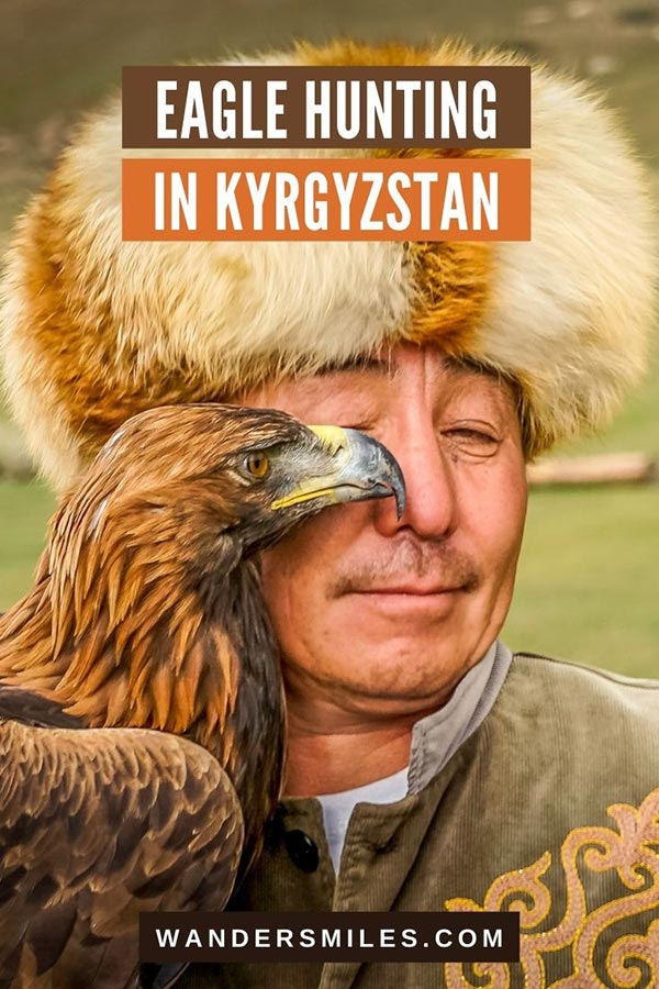 Guide to watching the Eagle Hunters in Kyrgyzstan