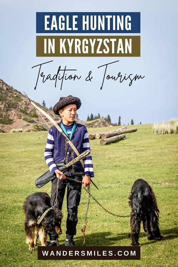 Explore the traditions and tourism of Eagle Hunting in Kyrgyzstan