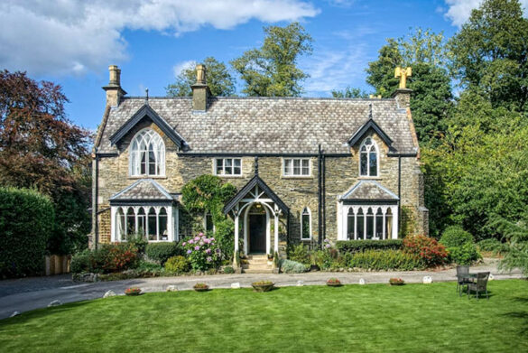 Cedar Manor Hotel in Windermere - Eco-friendly accommodation in the Lake District