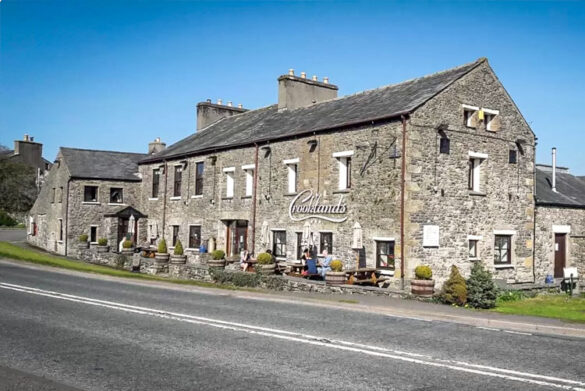 Eco-friendly Crooklands Hotel in Kendal