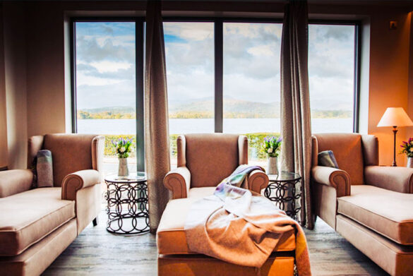 Low Wood Resort Spa in Windermere