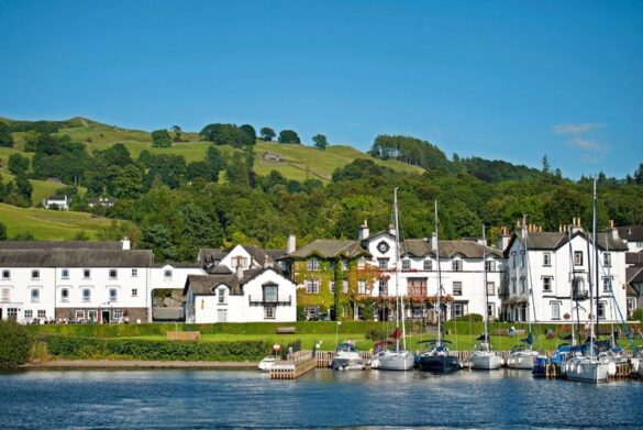 Low Wood Resort on Lake Windermere - Eco-friendly accommodation in the Lake District