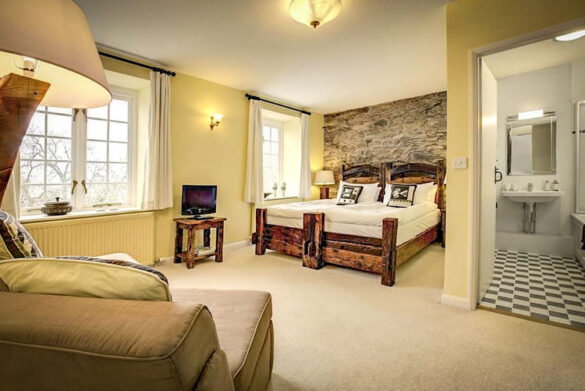 Bedroom at Lowthwaite B&B in the Lake District