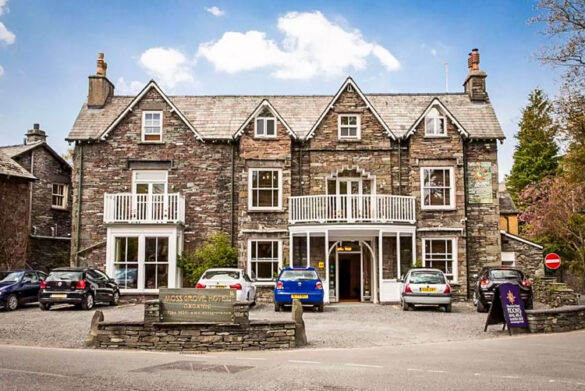 Moss Grove Organic - Eco-friendly accommodation in the Lake District