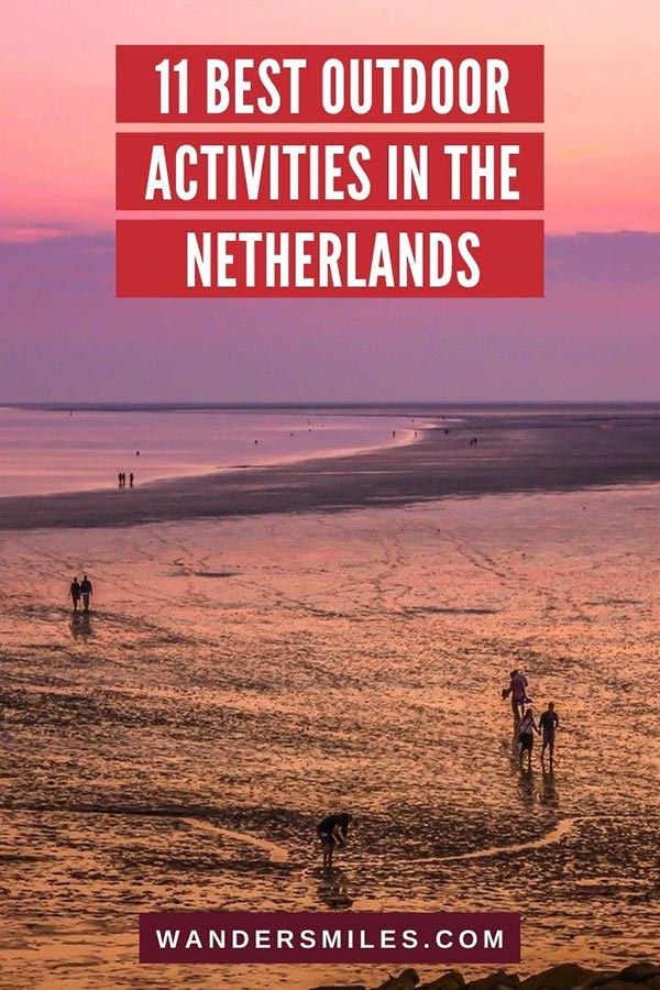 Explore the amazing adventures and outdoor activities in the Netherlands | Blog by Ask The Dutch Guy on Wanders Miles