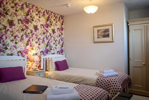 Bedroom at Sunnyside Guest House in Keswick