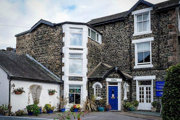 Sunnyside guest house in Keswick