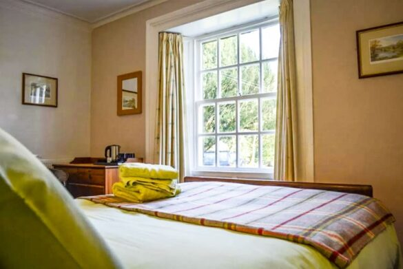 Thorney How - Eco-friendly guest house in Grasmere - Eco-friendly accommodation in the Lake District