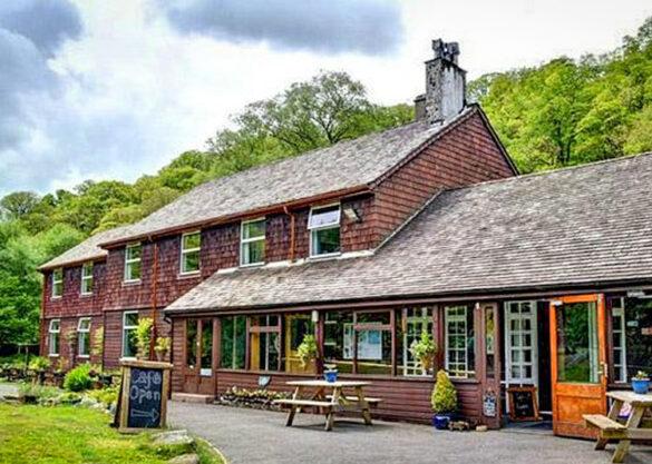 Eco-friendly Hostel YHA Borrowdale, Lake District