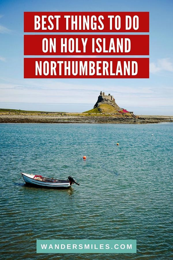 Top things to see on Holy Island of Lindisfarne, Northumbria