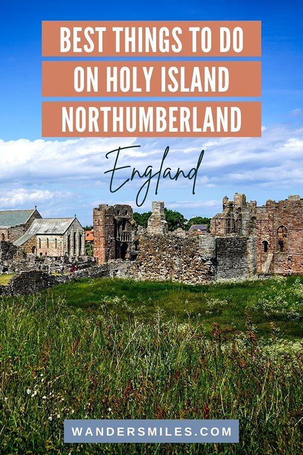 Best things to do on Holy Island of Lindisfarne